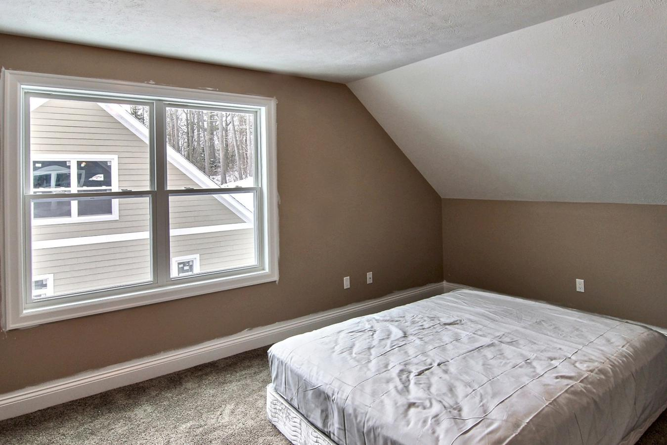 3rd Floor Bonus area, with optional Guest bedroom