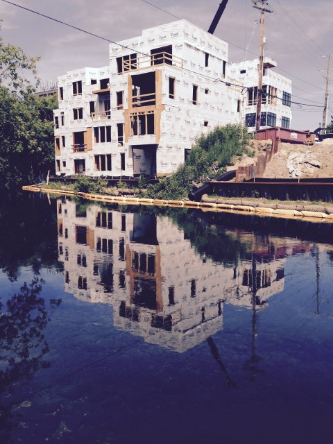 Reflections on Uptown