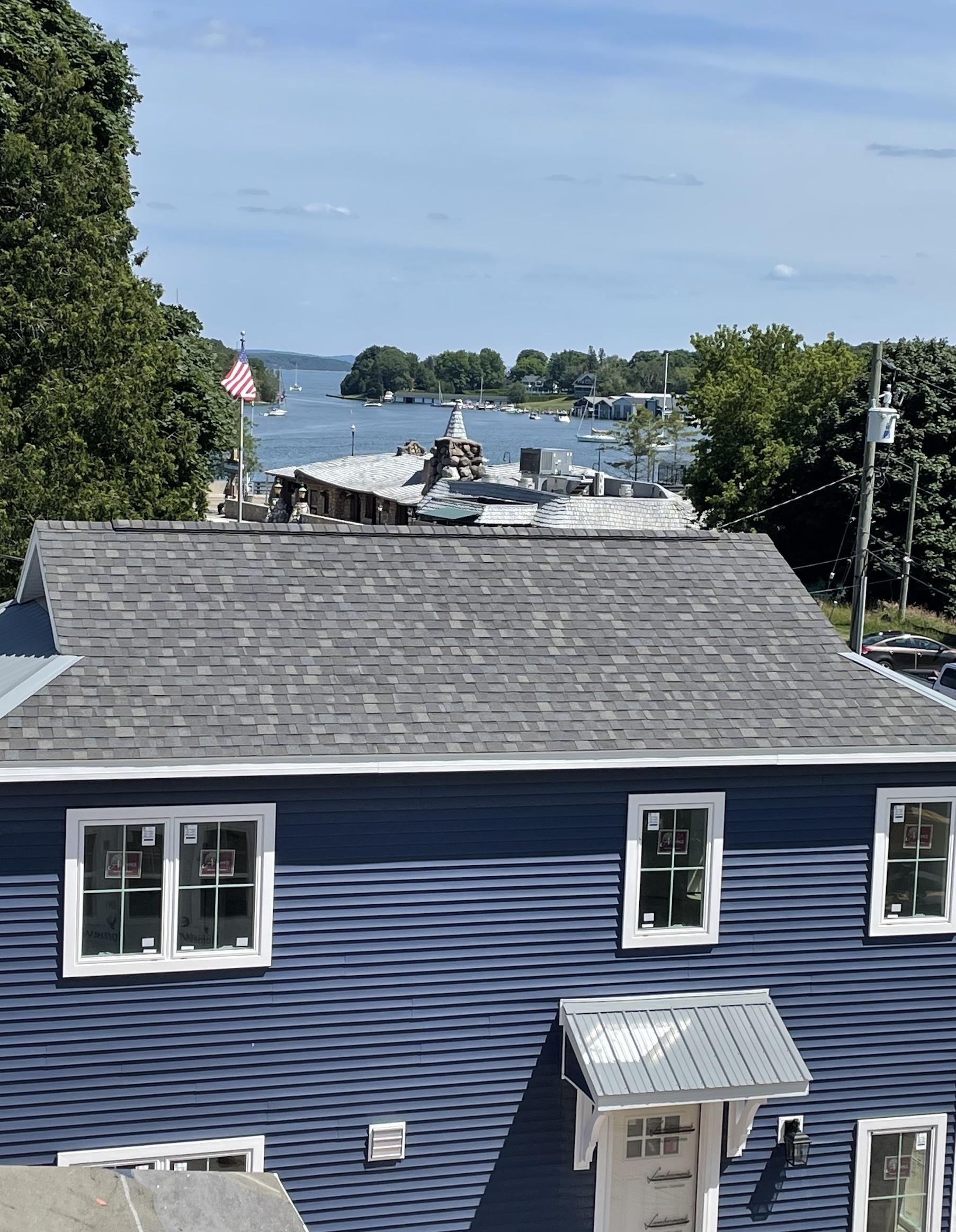 Riverwalk Cottages View